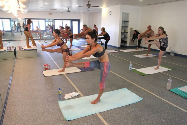 Pacific Blue Yoga Studio Changes Name And Enhances Offerings Laguna Beach Local News