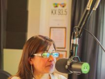 KX 93.5 radio show