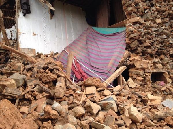 Wojethar in crumbles