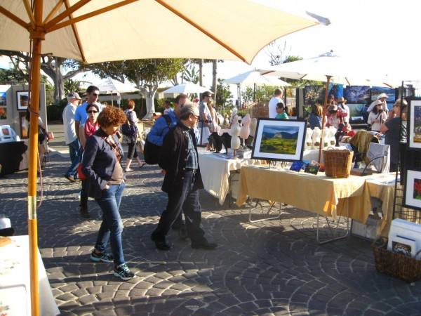 Laguna Craft Guild Art Show, Sunday, May 10, 9 a.m. – sundown, Main Beach cobblestones.