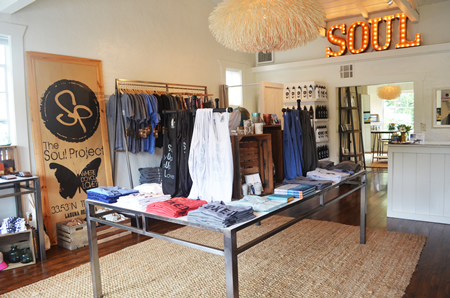 A peek at the creative merchandise inside the Coast Highway retailer.