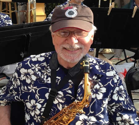 University scientist and woodwind player James McGaugh