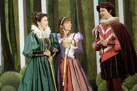"""Mistaken identity and comedic turns figure in """"As You Like It."""""""