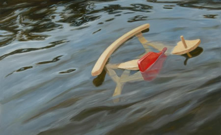 """Robin Hextrum's """"Swept Away"""" will be included in the new CAP exhibit."""