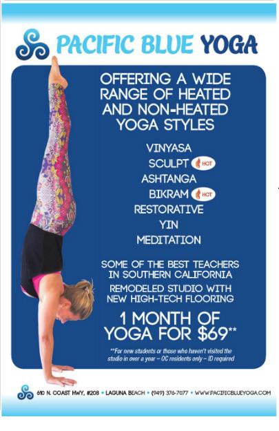 Pb Yoga Laguna Beach Local News