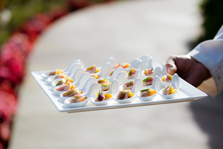 A sample of tastes planned for the Dana Point resort's food fest.