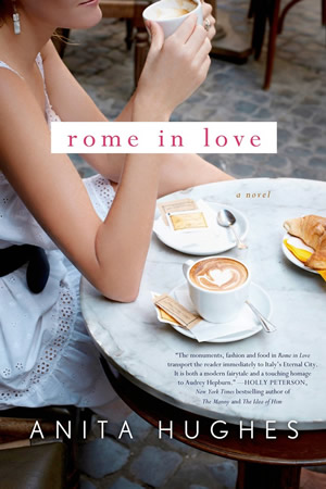 4 write stuff Rome in Love