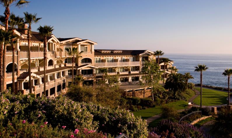 The Montage property overlooks Treasure Island Beach.