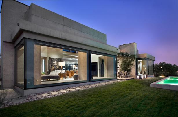 Mark Singer Designed Homes