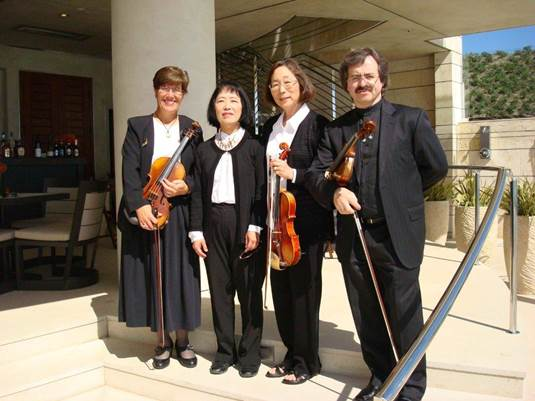 South Coast Symphony Quartet