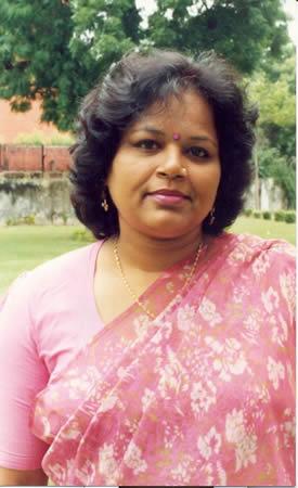 Peacemaker Sushma Ramswami