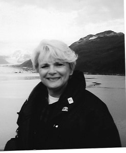 Sandra Silka on a cruise of Alaska's inside passage