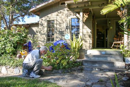 Ordinance changes may impact Jason Wineinger's boyhood home.Photo by Jody Tiongco