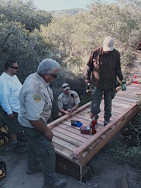 1.3 park bridge 1 construction