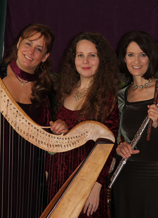 The Celtic Consort performs live at the museum next week.