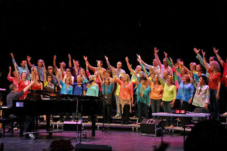 Laguna Tunes community chorus presents a free concert at 7 p.m. Friday, Dec. 18, at the Laguna Beach High School Artist's Theatre, 625 Park Ave. Bob Gunn leads the 70-member chorus that will entertain with plenty of familiar Christmas music plus Spanish and Scottish lullabies, a Hannukah song, a Hebrew prayer and a Nigerian carol celebrating the spirit of the season with close harmonies and lively rhythms.