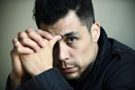 Choreographer Victor Quijada.
