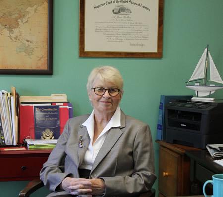 Jane Fulton