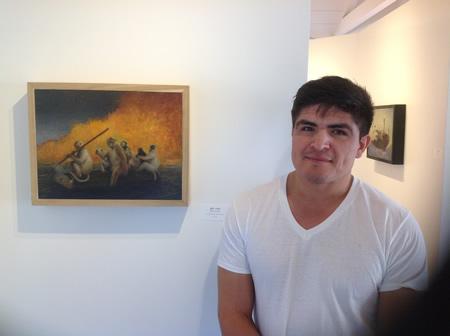 Julio Labra: Telling Stories to the Laguna Beach Indy
