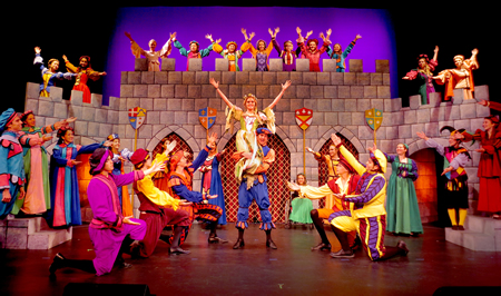 Laguna Beach Local News Spring Musical Once Upon A Mattress Opens Laguna Beach Local News