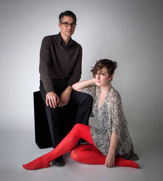 Vocalist Sara Gazarek and pianist Josh Nelson perform, 6 p.m., Wednesday, March 16, in the Laguna Beach Live jazz series at Seven Degrees, 891 Laguna Canyon Road. $20 in advance, $25 at the door. Dinner available. RSVP 800-595-4849.