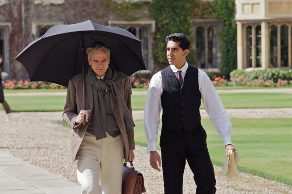 ": ""The Man Who Knew Infinity,"" with Jeremy Irons and Dev Patel, will screen at the Newport Beach Film Festival, April 21-28."