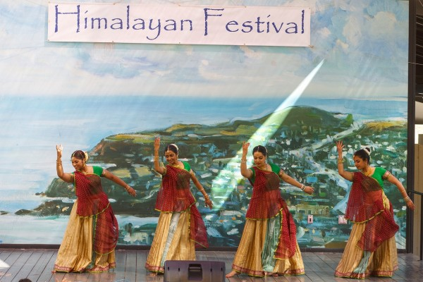 Dancers will share their cultural traditions at the two day festival next weekend.
