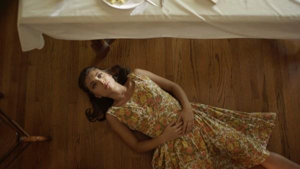 "Actress Francesca Galassi plays Carol Randall in the documentary ""Orange Sunshine"" at Newport Beach Film Festival. Photo by Rich Schaeffer."