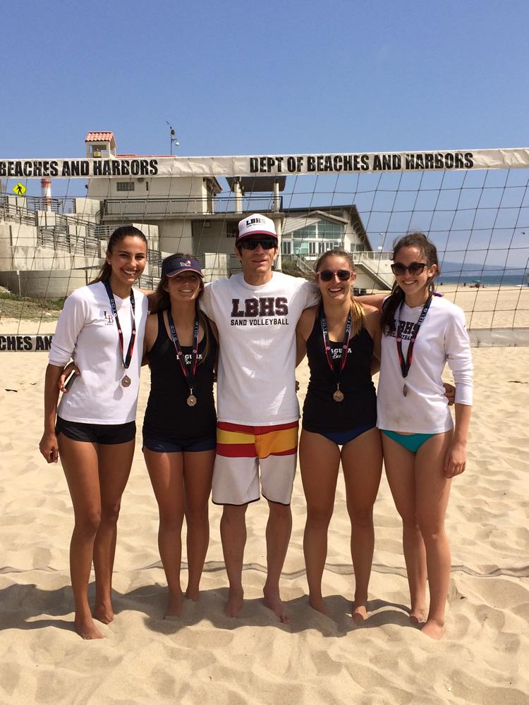 Ocean Beach Volleyball Courts