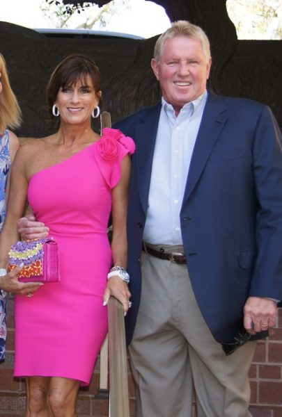 Holly and David Wilson attend the Boys and Girls Club gala at the Montage Resort last year.