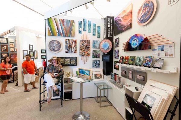 Artist Nancy Roux plans to return to Art-A-Fair this summer