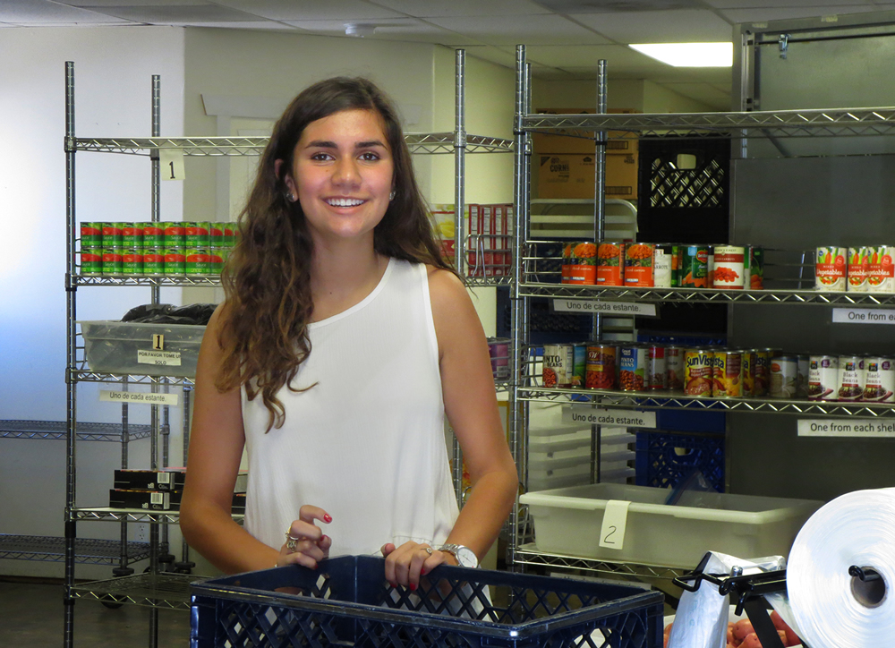 Laguna Beach Local News Food Pantry Board Elects Student Volunteer Laguna Beach Local News