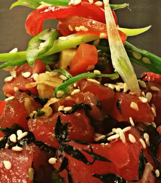 The sort of dishes turned out by Tuna Block Poke.
