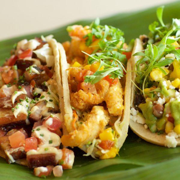 Tacos on the secret Artifacts menu.