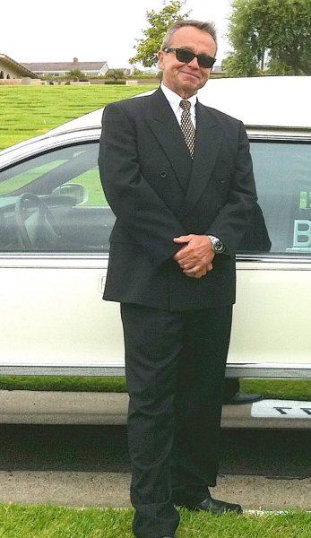 """Ken Jillson taps his former job as a funeral director in an original production, """"Final Arrangements."""""""