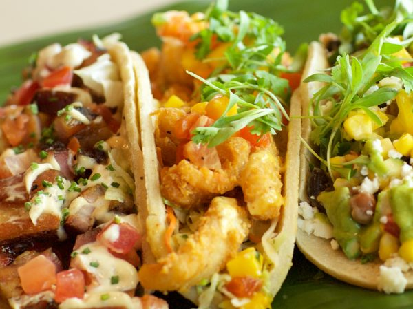 Skyloft's secret menu tacos.