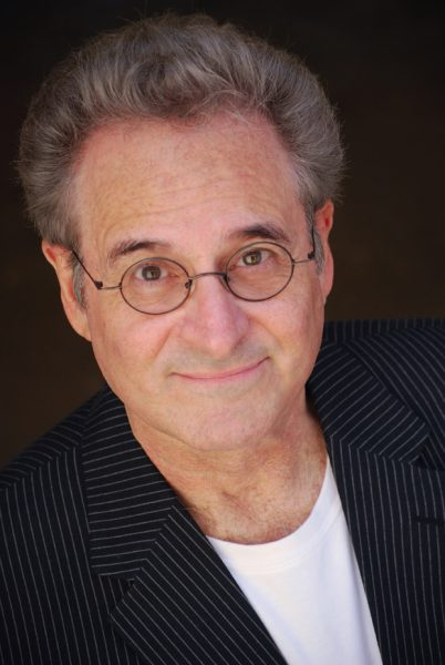 Actor Barry Pearl portrays an evil character.