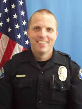 Officer Brian Clasby