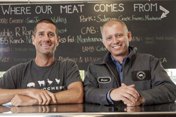 Owners, Robert Hagopian, left, and Brian Smith.