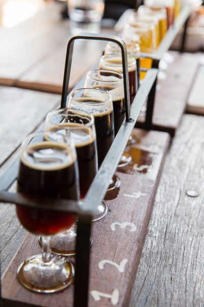 Skyloft adds a beer sampler on special nights.