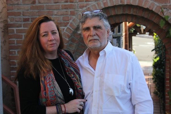 Parents Cathleen Falsani and Maurice Possley spoke openly about a racially motivated attack against their family to embolden others to stand against intolerance.
