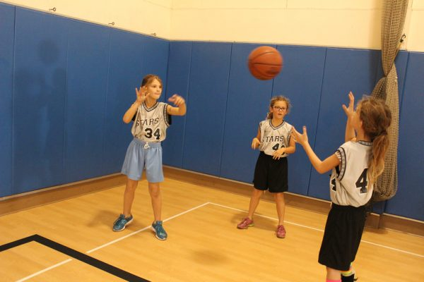 Participants will learn basketball fundamentals by joining the club's spring league.