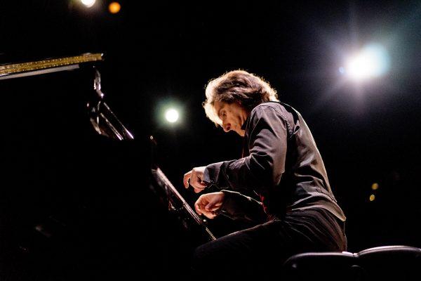 Hersey Felder embodies the Russian composer Pyotr Ilych Tchaikovsky. Photo courtesy of Laguna Playhouse