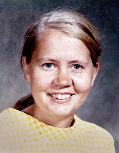 Jean Marie Stodder