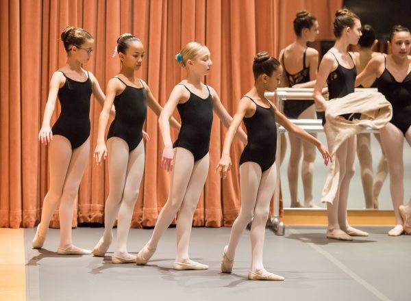 Youngsters can learn the fine points of ballet at Segerstrom's summer classes.