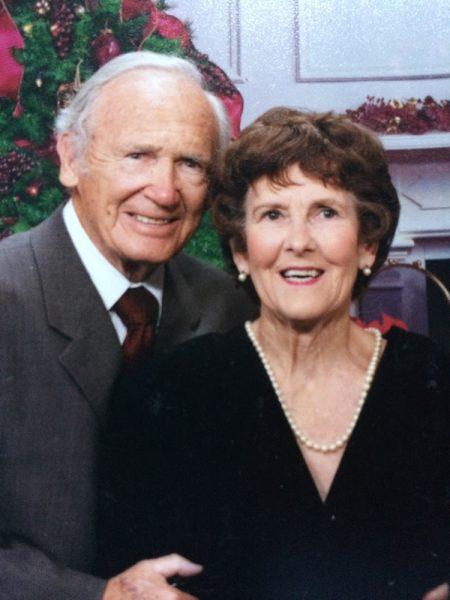 Tony and Catherine Carras