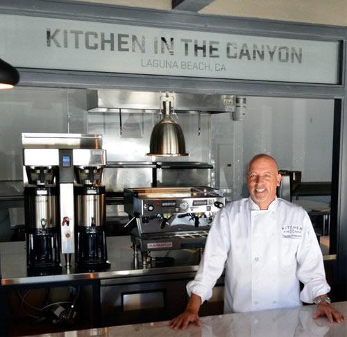Chef Patrick DiGiacomo