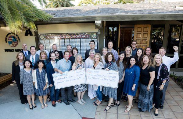 Schoolpower's fundraising success continues to enrich local schools.