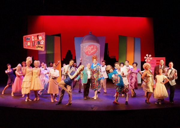 """Actors from the Laguna Playhouse youth conservatory earned supporting roles in the current main stage production of """"Hairspray."""""""