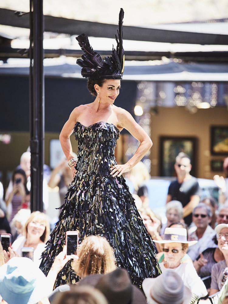 Try On A Fashion Show With A Twist Laguna Beach Local News